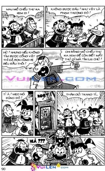 Thần Đồng Đất Việt Tập 91