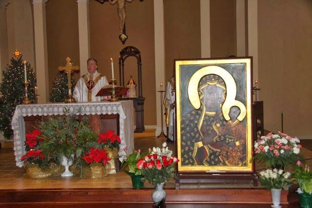 Black Madonna Pilgrimage in N. America Atlanta, GA .  St. Monica, pictures by Aneta Mazurkiewicz - IMG_3275.jpg