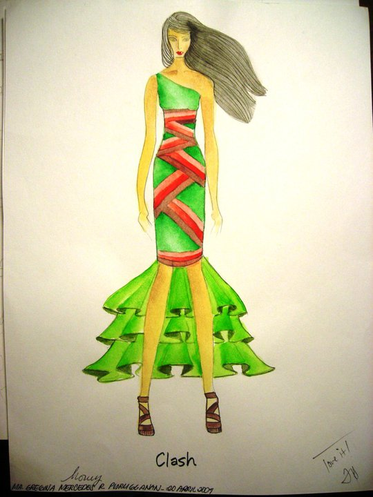 Opposites Basic Fashion Design Course Fashion Institute