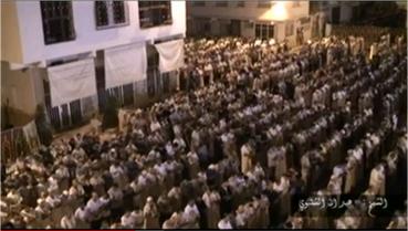 نقل مباشر لصلاة التراويح من مسجد القدس