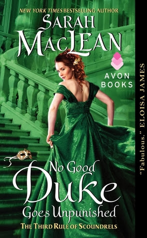 No Good Duke Goes Unpunished by Sarah MacLean {Amanda's Review}
