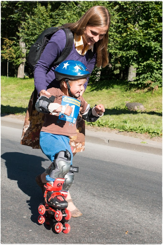 9. Tartu Rulluisumaraton / foto: Ardo Säks
