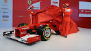 Reveal Ferrari F2012 with Massa & Alonso