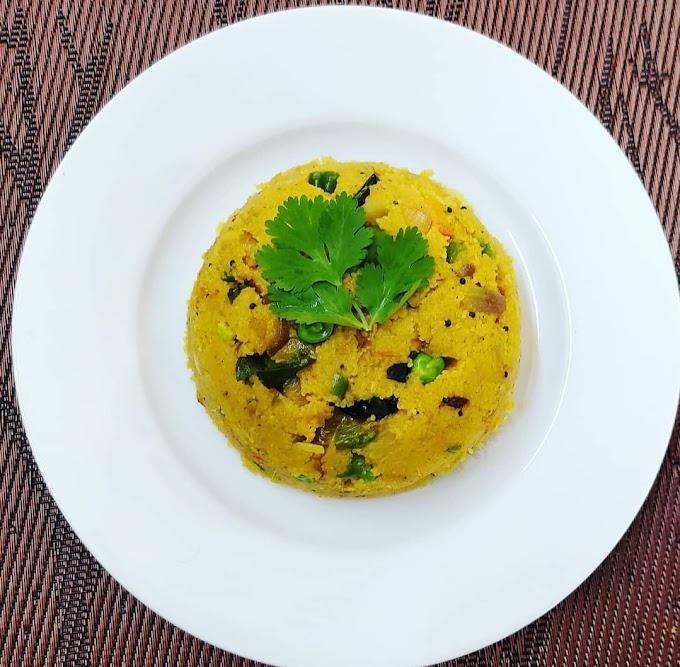 Rava Upma Recipe | Breakfast Care
