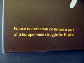 """and boy do I love it when Europeans call my country a """"warmongering nation"""""""
