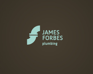 James Forbes Plumbing Logo