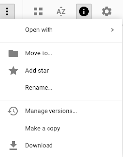 How Do I Stop Google Docs From Creating A Copy Every Time I Update - Create new google doc