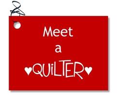 meet a quilter no date