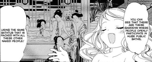 Ikoku Meiro no Croisee Alice bath