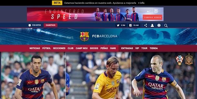 Abrir mi cuenta en el FC Barcelona