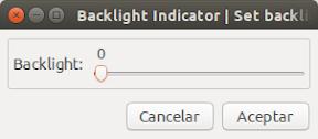 Ajustar automáticamente la iluminación de la pantalla - manual