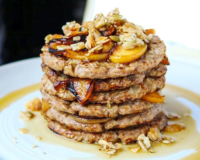 Oat & Millet Pancakes Recipe | Breakfast Care