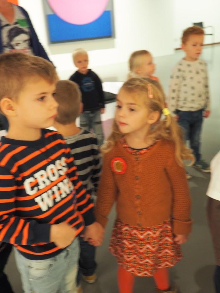 Leefgroep 1 ging naar het museum. - PA200069.JPG