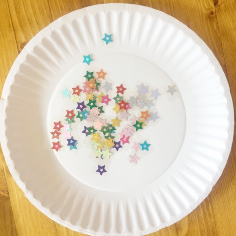 Your child who has completed kindergarten will be able to do this start spangled math craft independently. Perfect for Independence Day, Memorial Day, or Flag Day.