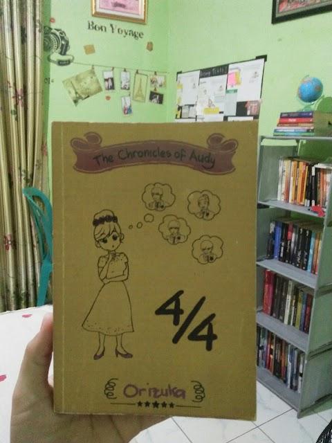 The Chronicles of Audy: Lagi-lagi Orizuka menarikku ke Jogja
