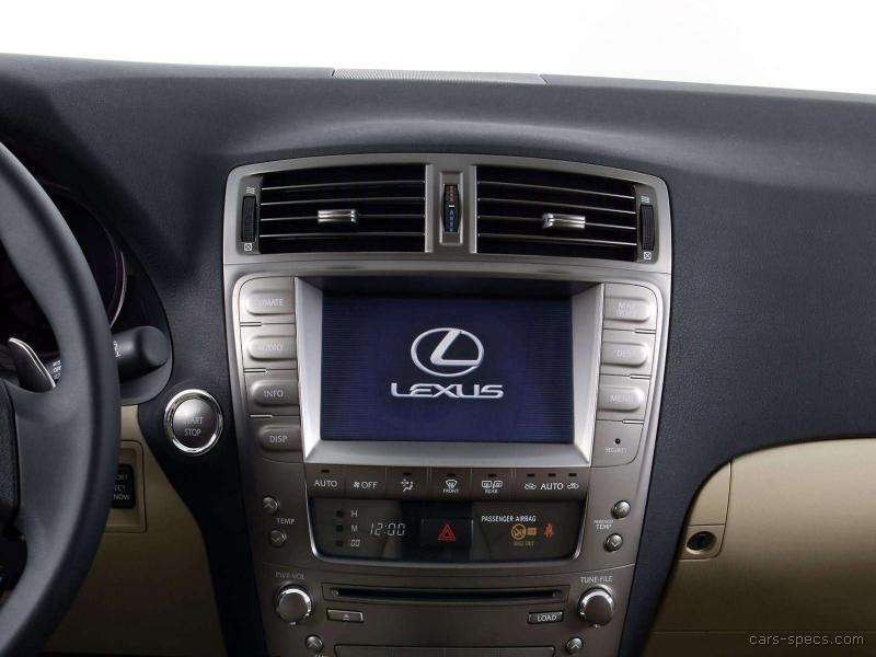 Elegant 2006 Lexus IS 250 Sedan