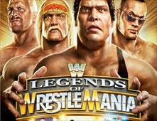 عرض WWE The Legends Of Wrestling Hardcore 15/12/2012