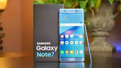 Samsung plans to relaunch refurbished Note 7 devices
