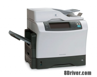Download HP LaserJet 4345 Multifunction Printer driver and setup