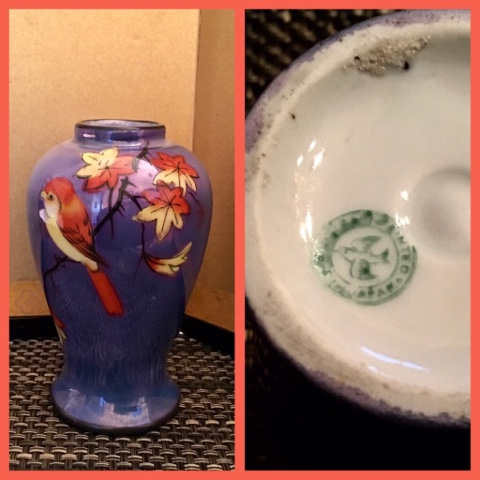 Modern Japanese Pottery and Porcelain Marks (窯印): MADE IN