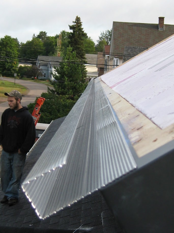 Venting And Insulation Dan Perkins Metal Roofing
