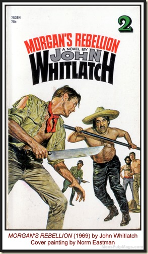Norm Eastman - MORGAN'S REBELLION, John Whitlatch (1969) MPM