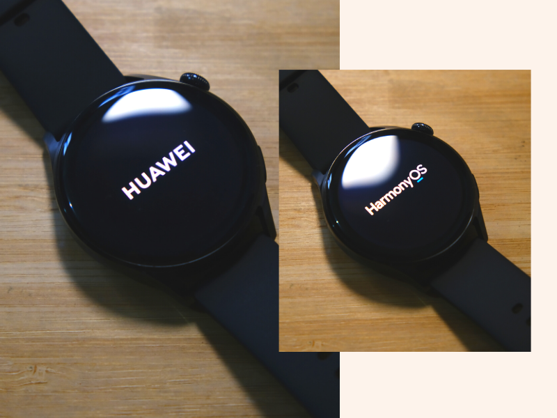 Patty Villegas - The Lifestyle Wanderer - Huawei Watch 3 - Setting up