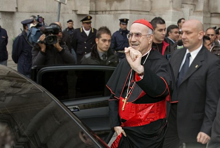Il rosso... cardinale!! di Paolo Zanoni