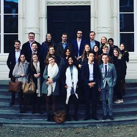 Excursie naar de Raad van State (12-10-2017)