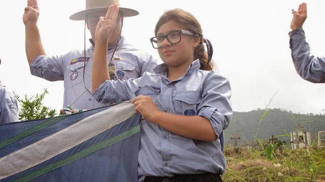 Investidura Mariana Vallejo