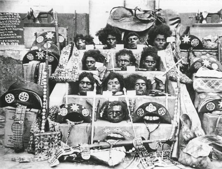 Naquele 28 de julho, os valentes cangaceiros, que fizeram história no sertão do Nordeste, encontraram o destino final.