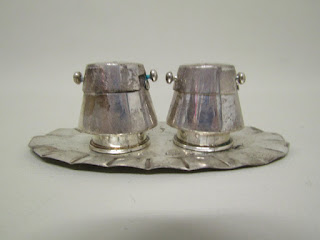 Sterling Silver S+P Set