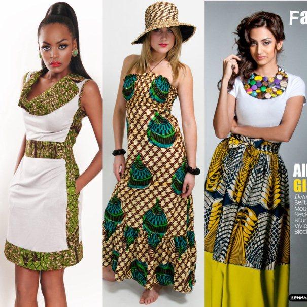 African Styles Mishono ya Vitenge # 2017