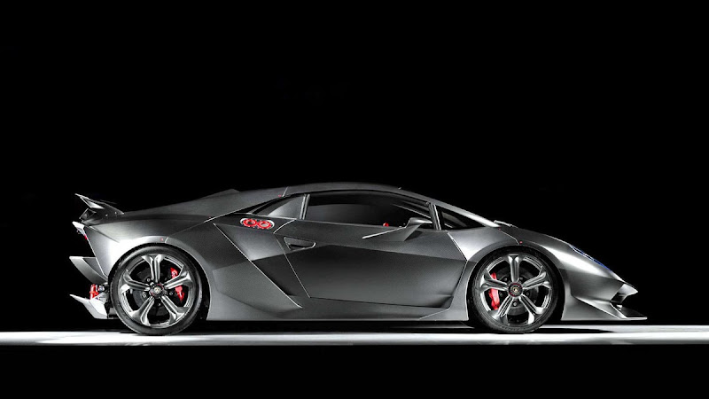 Lamborghini Sesto Elemento - $2.2 Million (1)
