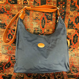 Longchamp Messenger Bag