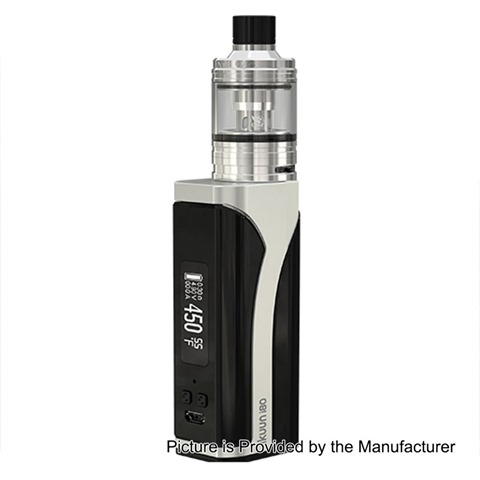 authentic eleaf ikunn i80 80w 3000mah tc vw variable wattage box mod melo 4 tank kit silver 180w 45ml 25mm diameter thumb%255B2%255D - 【海外】「Eleaf iKunn i200 200W 4600mAh」「Eleaf iKunn i80 80W 3000mAh」「Eleaf MELO4サブオームタンク」「Sigelei Laisimo A.L ASHKANDI メカニカルMOD」