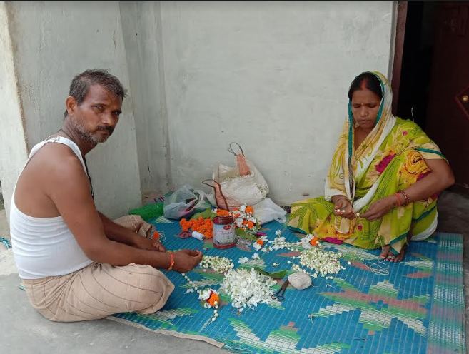 Bhoomi Pujan before construction of Ram temple Live report from Raiganj in Ayodhya kpn