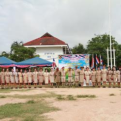 วันคล้ายวันสถาปนาลูกเสือ ปีการศึกษา 2560