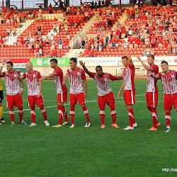DVTK - Újpest ligakupa 2012.09.05.