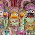 প্রতিবছর শান্তিপুরের জগন্নাথদেব যাত্রা করেন কলকাতার রাজপথে, এবার বাড়িতেই পূজিত হলেন, পূজা দেখতে হাজির মুকুল রায়