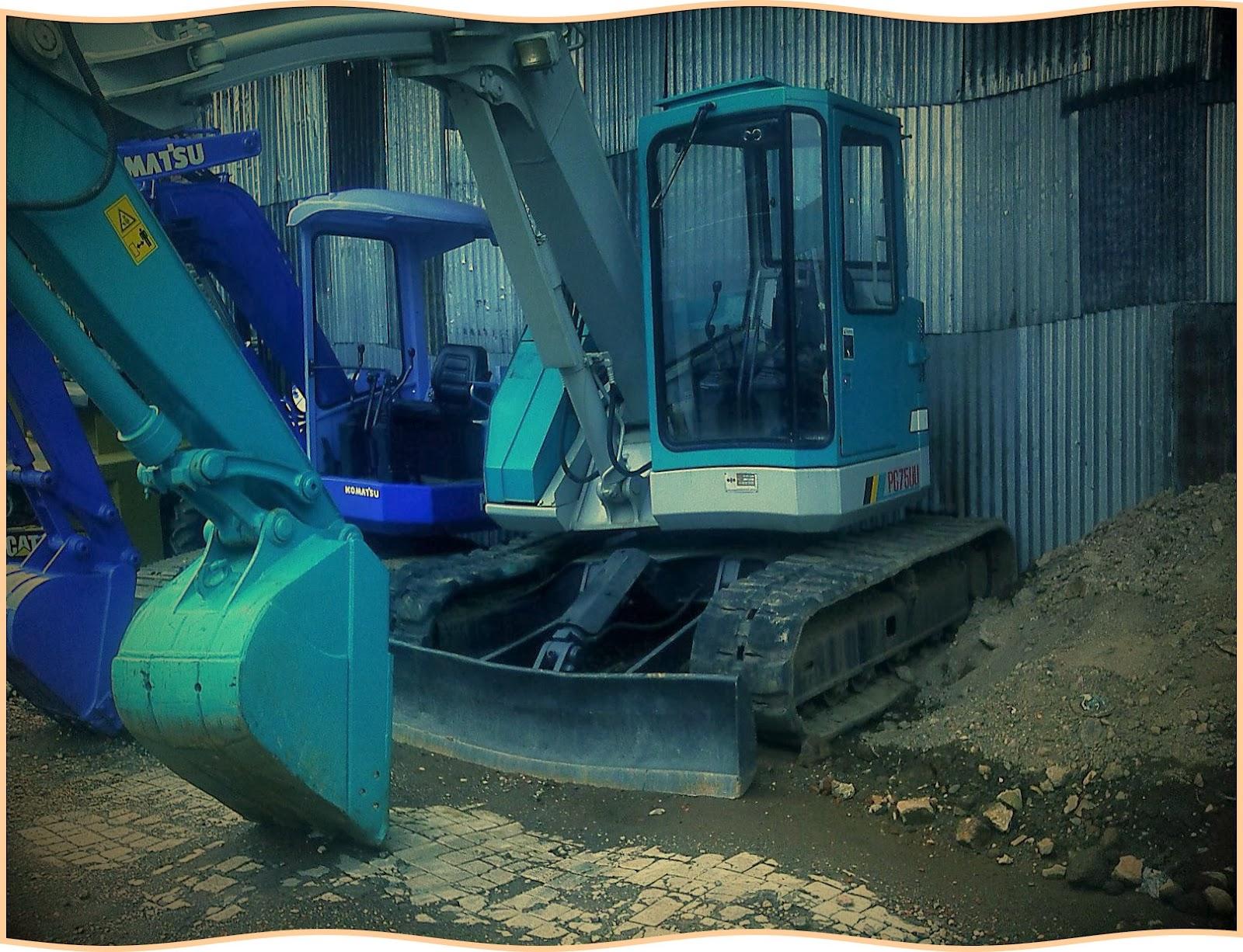 Bisnis Jual Alat Berat Bekas Stone Crusher Plant Bulldozer Bekas