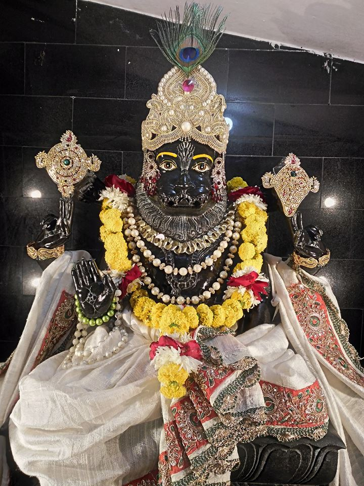 ISKCON Rajkot Deity Darshan 31 Dec 2016 (8)