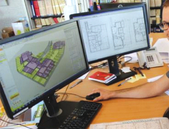 Un architecte recommande l'introduction de la norme BIM