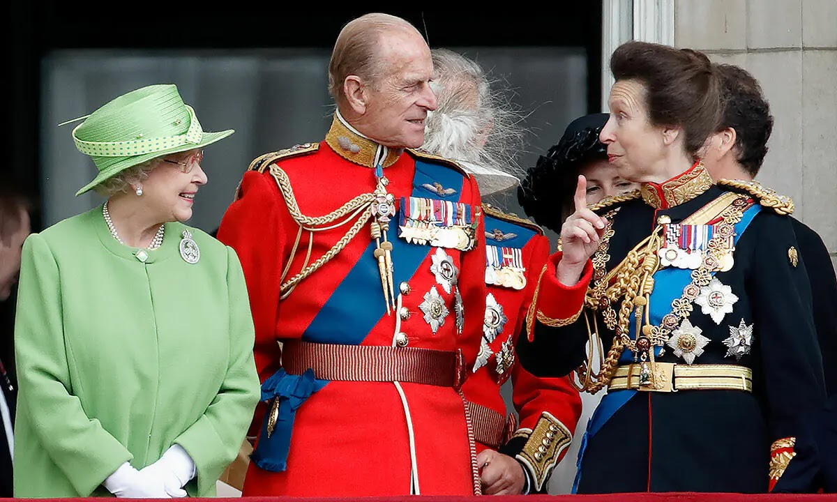 Princess Anne to Make History by Following in Prince Philip's Footsteps