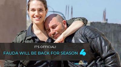 Vem aí  a quarta temporada de Fauda estará disponível no Netflix