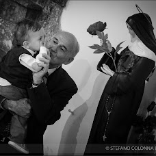Wedding photographer Stefano Colonna (colonna). Photo of 20.11.2014