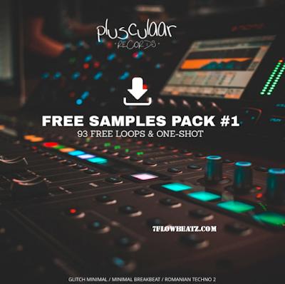Plusculaar Records Free Samples Pack 01 WAV [FREE]