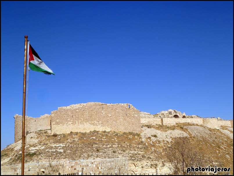 Castillo de Shawbak