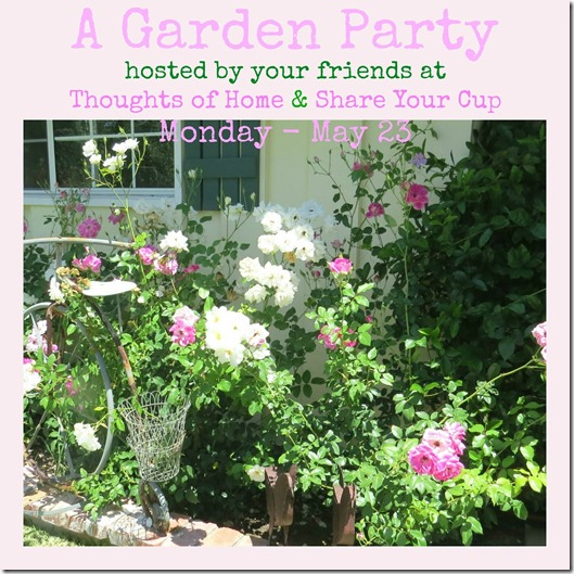 Garden Party May 23
