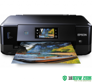 How to Reset Epson XP-760 printing device – Reset flashing lights problem